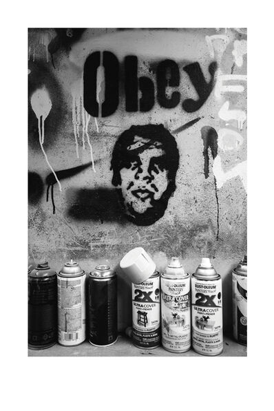 Jon Furlong, 'Andre Deuce Stencil', 2015