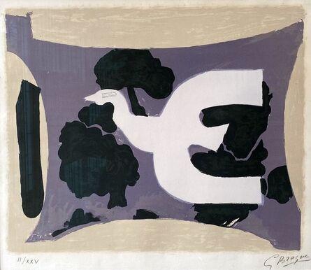 Georges Braque, 'L'atelier (The Studio)', 1961