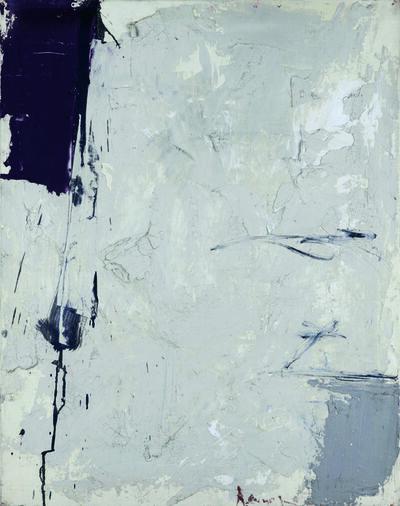 Huang Rui 黄锐, 'Purple No. 6', 1991