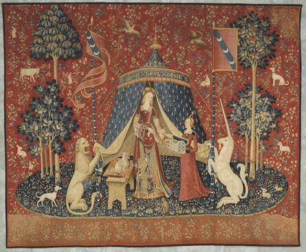 'The Lady and the Unicorn / To My Only Desire', c. 1500
