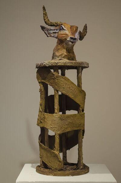 Emily Tucci, 'Impala Trophy'