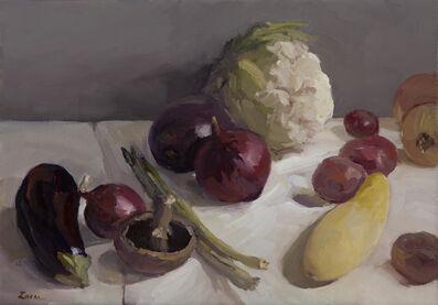 Maryann Lucas, 'Delicious Vegetables', 2017