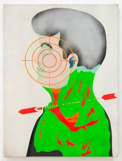 Joav BarEl, 'Kennedy's Assassination', 1968