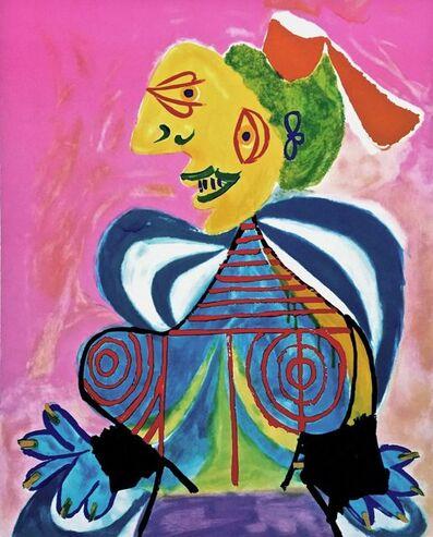 Pablo Picasso, 'L' Alesienne', 1982