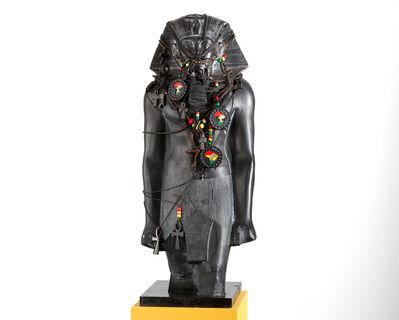 Fred Wilson, 'Pharaoh Fetish', 1993