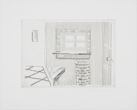 Richard Artschwager, 'Untitled, from Notes on a Room', 1998