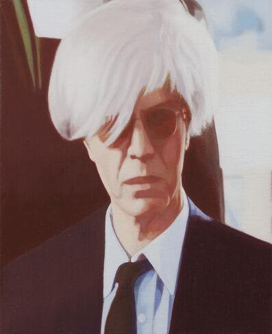 Miguel Aguirre, 'Pictor (Warhol)', 2015