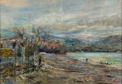 John Cobb, 'Plombino Beach, Early Etruscan Foundry', 2018