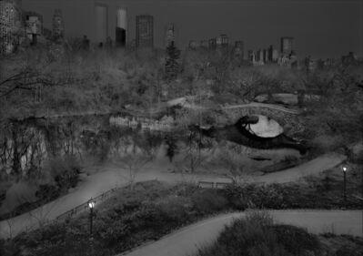 Michael Massaia, 'North West View, Central Park, New York City', 2014