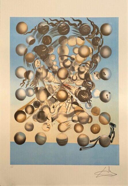 Salvador Dalí, 'Galatée aux sphères', ca. 1980