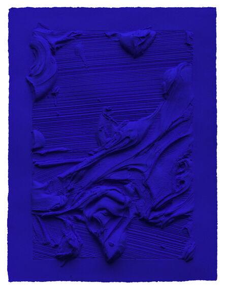 Jason Martin, 'Untitled Ultra Blue', 2014