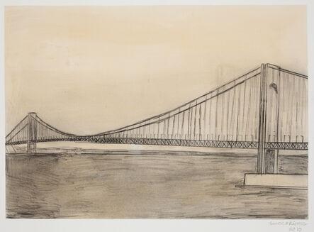 Lance Rivers, 'Verrazano Bridge', 2010