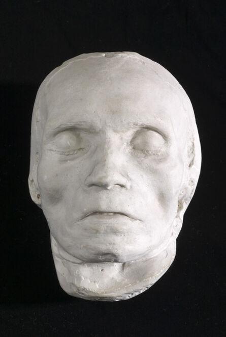 Josef Danhauser and Matthias Ranftl, 'Death Mask of Beethoven', 1827