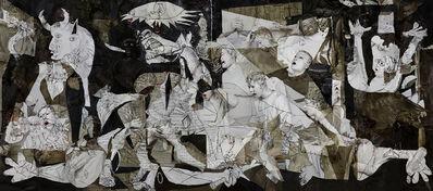 Liu Bolin, 'Guernica', 2016