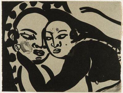 Akio Takamori, 'Man and Woman', 1993