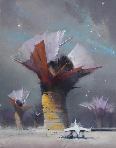 John Harris, 'The Blue Comet', 2016