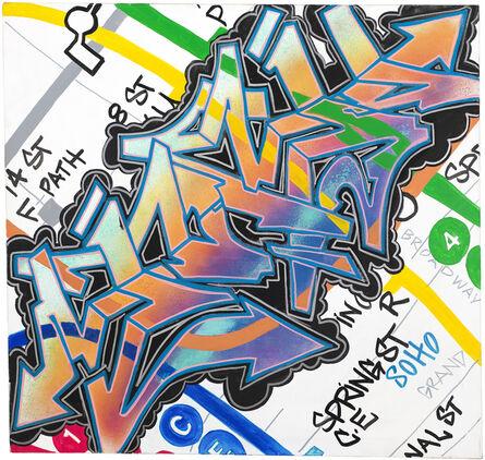 Stash Two, 'Diamond Style', 1991