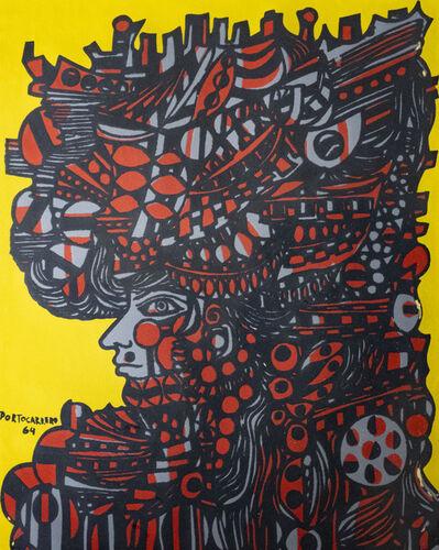 René Portocarrero, 'Sin título 1 (Untitled 1)', 1964