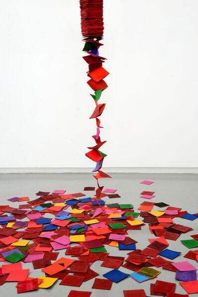 Jane Lee, 'Stack Up 2 (detail)', 2017