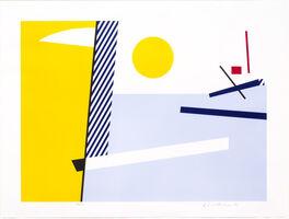 Roy Lichtenstein, 'Bull Head III', 1973