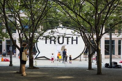 Hank Willis Thomas, 'In Search of the Truth (The Truth Booth)', 2011