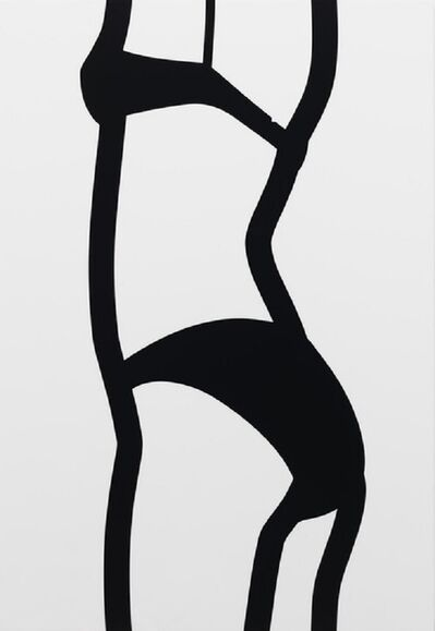 Julian Opie, 'Watching Suzanne (back) 4 (2006) (signed)', 2006