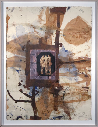 Anton Henning, 'Untitled Drawing', 1989