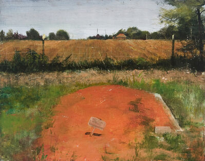 Miles Cleveland Goodwin, 'Poor Man's Grave', 2014
