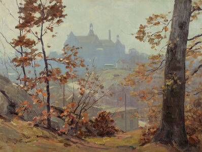 Victor Coleman Anderson, 'Last Leaves', Date unknown
