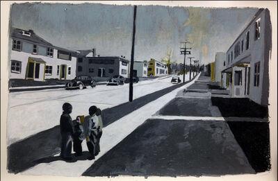 Mercedes Helnwein, 'STREET ', 2014