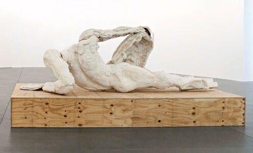 Thomas Houseago, 'Reclining Figure (For Rome)', 2013