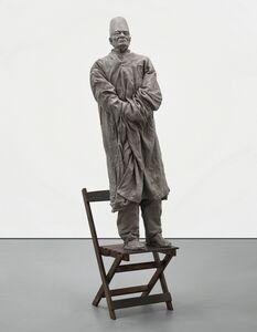 Juan Muñoz, 'Standing Arab with Fez', 1998
