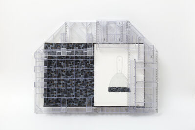 René Francisco, 'City seen from above 1', 2016
