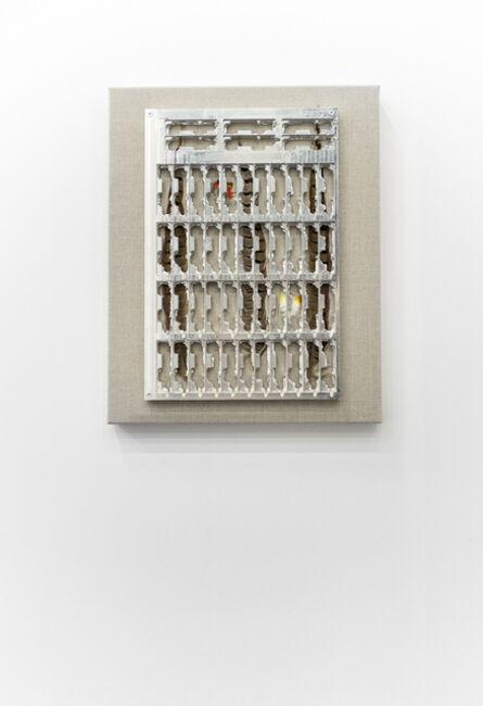 David Jablonowski, 'Miniature Paintings, clouds (CNC), 1', 2016
