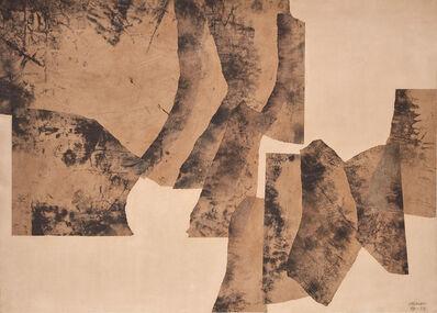 Eduardo Chillida, 'Untitled', 1959