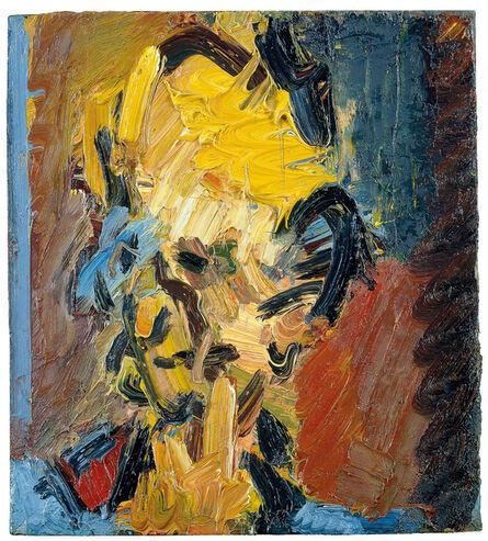 Frank Auerbach, 'Head of William Feaver', 2003