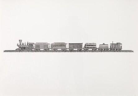 Jeff Koons, 'Train', 1995