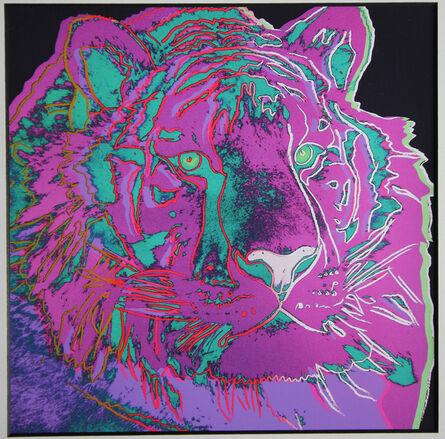 Andy Warhol, 'Tiger for Art Basel', 1987