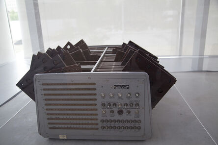 'Soviet electronics and space artifacts from the 1950s and 1960s'