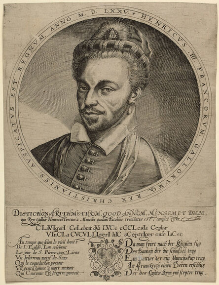 'Henri III, King of France'