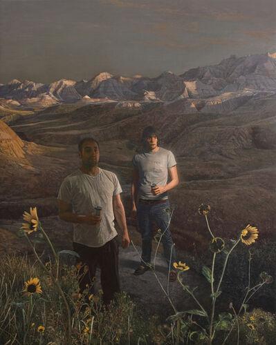 Alex Roulette, 'Badlands', 2010