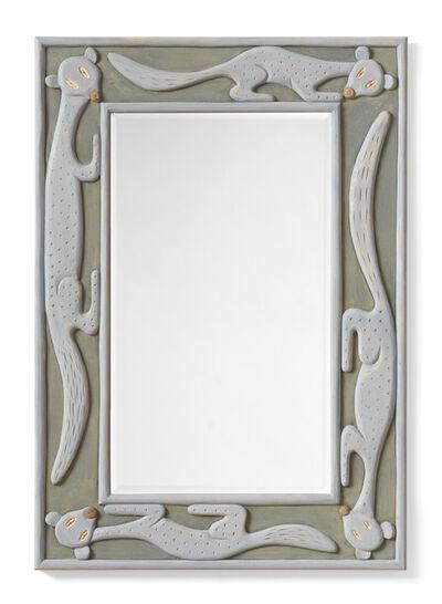 Judy Kensley McKie, 'Squirrel Mirror', 2012