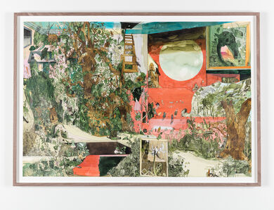 Peter Köhler, 'By Following Nothing but the Owl's Shadow into the Enchanted Forest', 2019