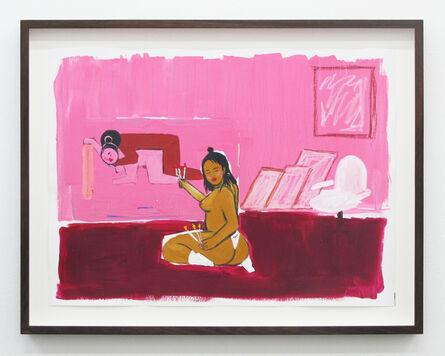 Monica Kim Garza, 'I Love Painting', 2016