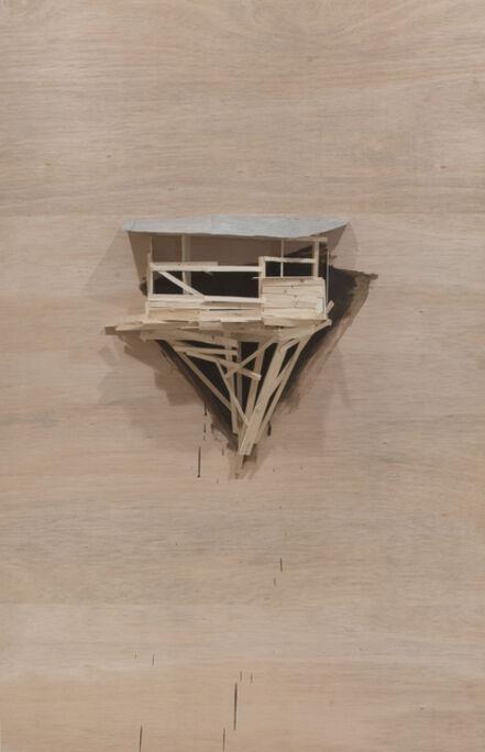 Tadashi Kawamata, 'Tree Hut Plan No. 26', 2015