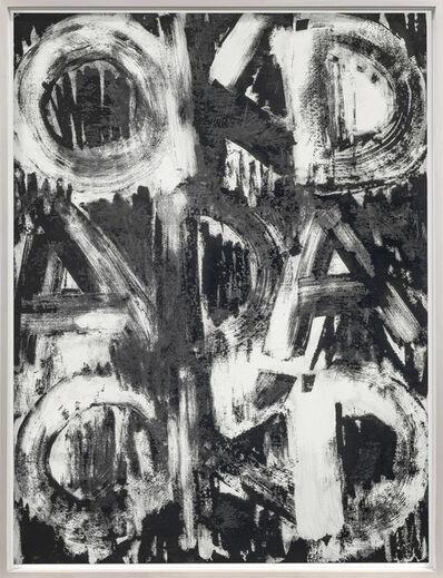 Adam Pendleton, 'Untitled (OKDADAOKD)', 2019