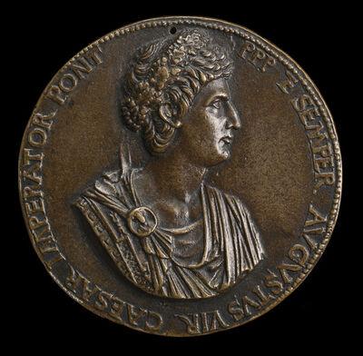 Cristoforo di Geremia, 'Constantine the Great [obverse]', ca. 1468