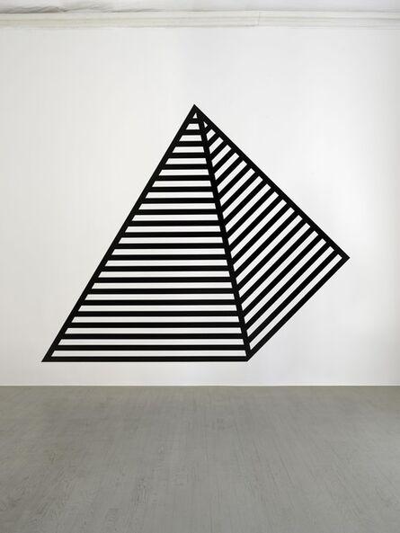 Sol LeWitt, 'Wall Drawing #356 B', 1981