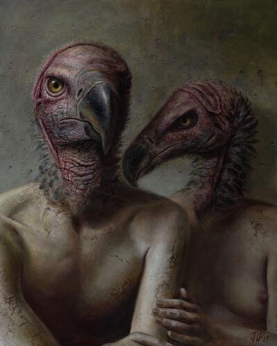 Jamie Lee Parker, 'People Vultures', 2018
