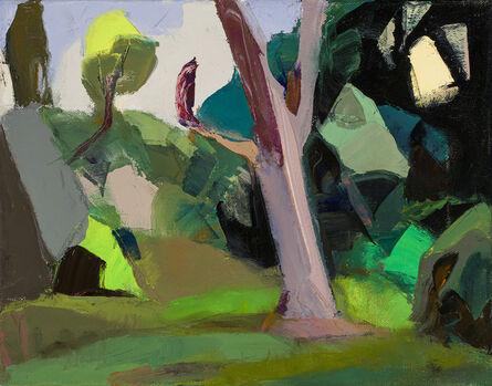 Rick Fox, 'August Evening Near Marsh Pond, NH', 2021